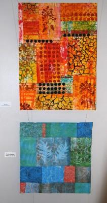 Art quilt 1