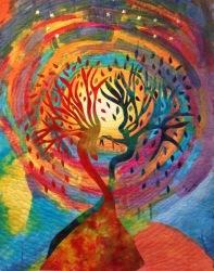 dansende træer